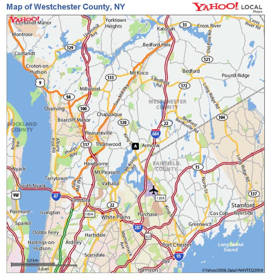Hudson Valley Auto Appraisers Of Albany Service Area - Westchester zip code
